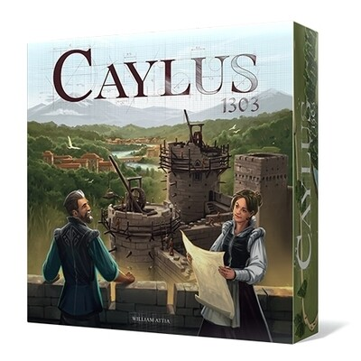 Space Cowboys - Caylus 1303