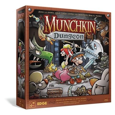 CMON - Munchkin Dungeon
