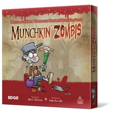 Steve Jackson Games - Munchkin Zombis