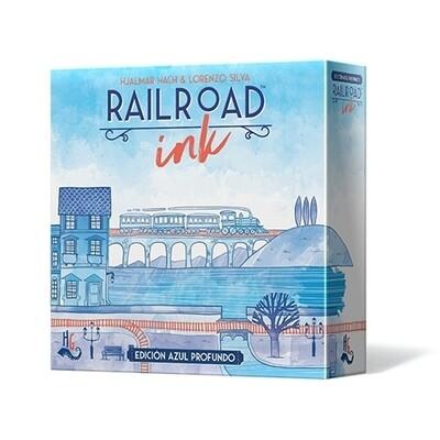 Horrible Games - Railroad Ink: Edición azul profundo