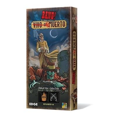 DV Giochi - Bang! El juego de dados: vivo o no muerto