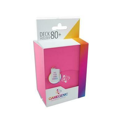 Gamegenic - Deck Holder 80+ Pink
