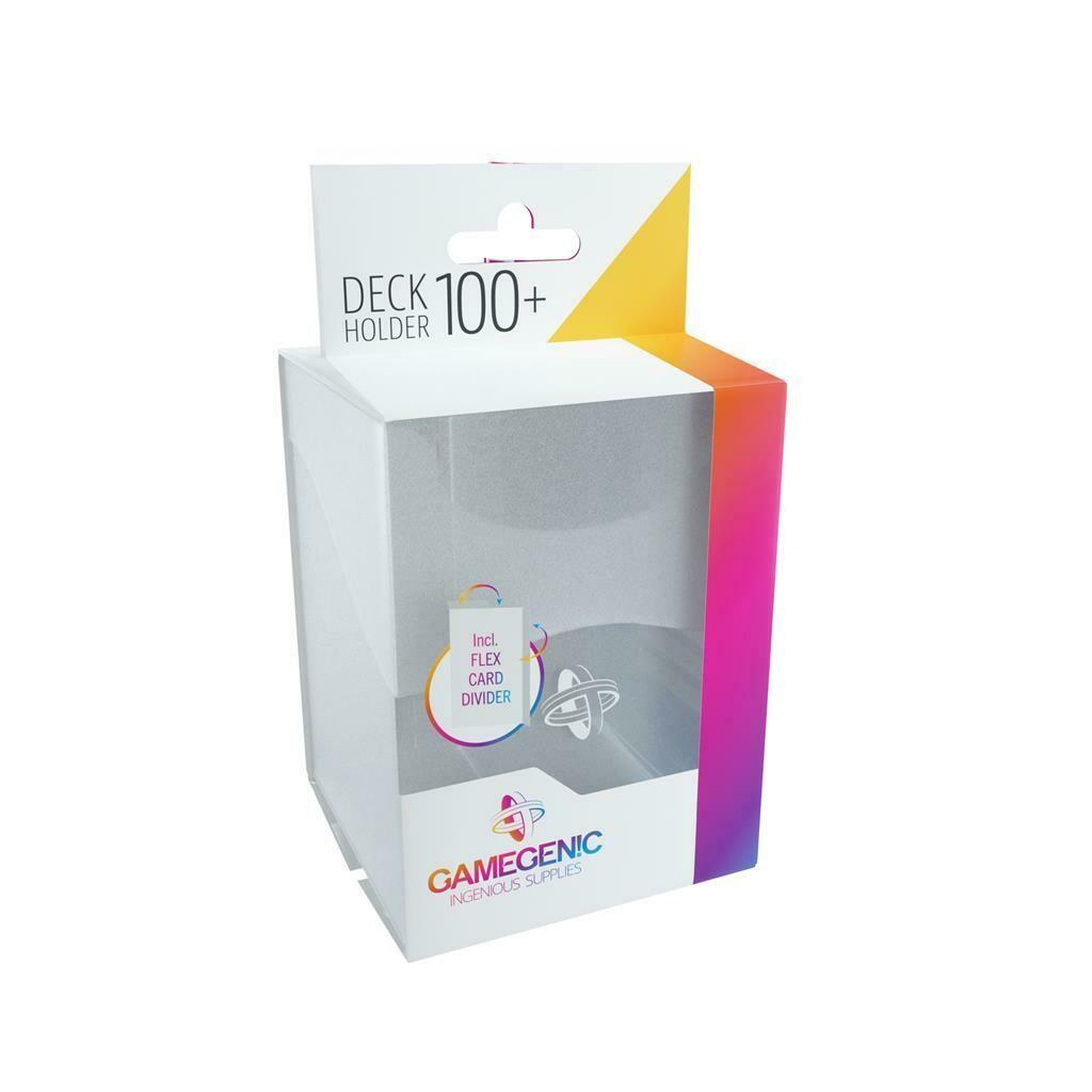 Gamegenic - Deck Holder 100+ Clear