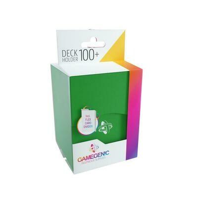 Gamegenic - Deck Holder 100+ Green