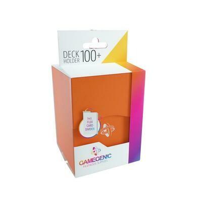 Gamegenic - Deck Holder 100+ Orange