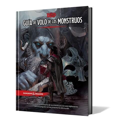 Edge - Dungeons & Dragons: Guía de Volo de los Monstruos