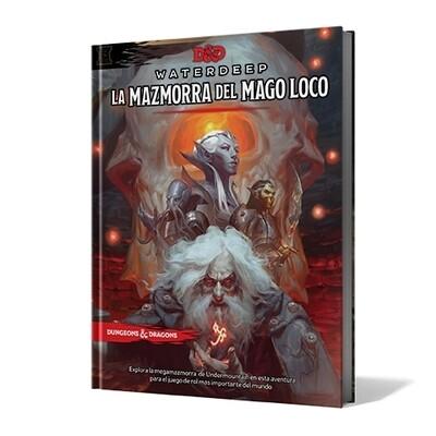 Edge - Dungeons & Dragons: Waterdeep: La Mazmorra del Mago Loco
