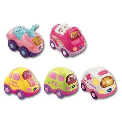 vTech - Tut Tut coches rosas