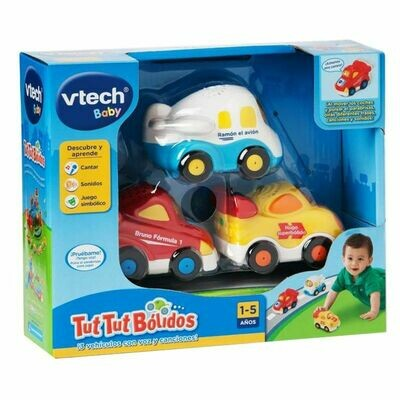 vTech - Tut Tut Set de 3 Coches