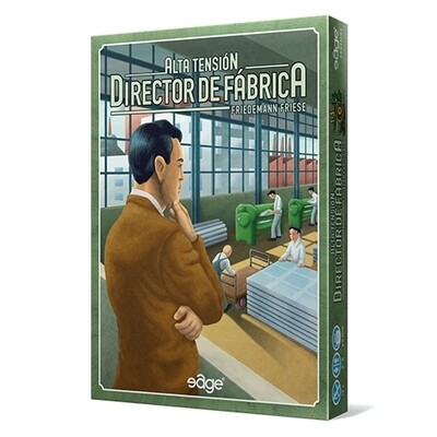 2F Spiele - Alta Tensión: Director de Fábrica