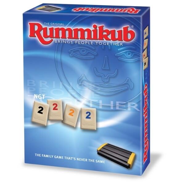 Rummikub - Rummikub NGT Travel set