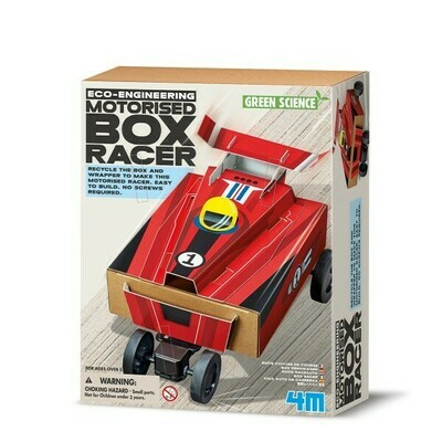 4M - Green Science - Box Racer