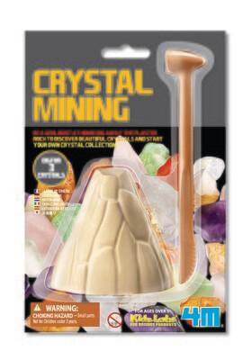 4M - Crystal Mining