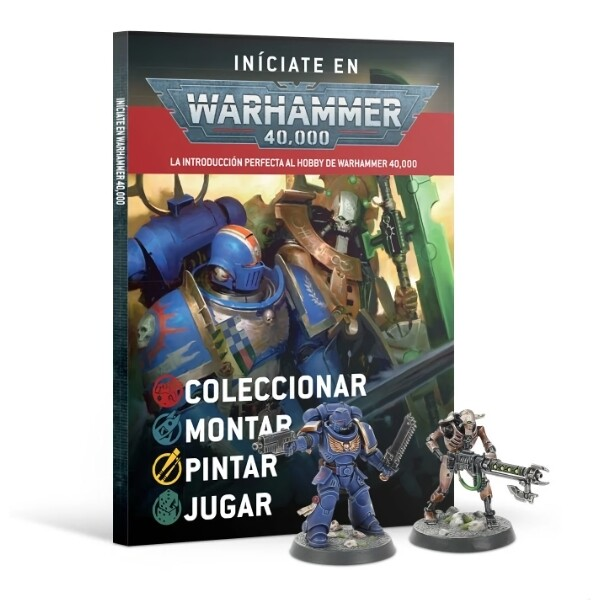 Games Workshop - Warhammer 40,000: Empieza aquí