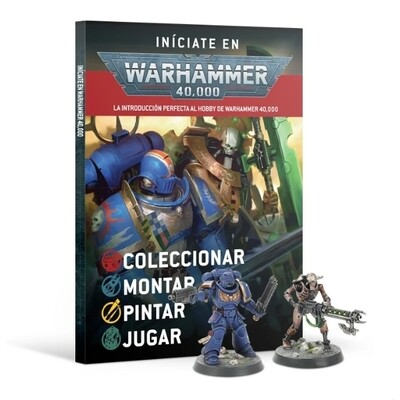 Games Workshop - Warhammer 40,000: Empieza aquí