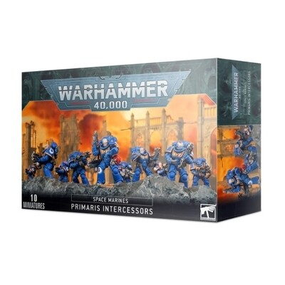 Games Workshop - Warhammer 40,000: Primaris Intercessors