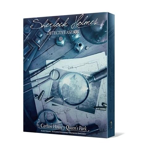 Space Cowboys - Sherlock Holmes detective Asesor: Carlton House & Queen's park