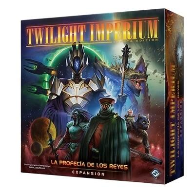 Fantasy Flight - Twilight Imperium: La Profecía de los Reyes