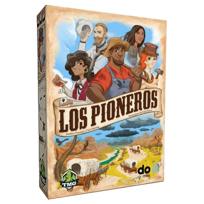 Do It Games - Los Pioneros