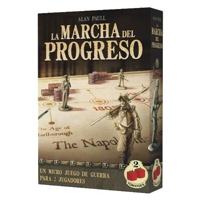 2 Tomatoes - La Marcha del Progreso