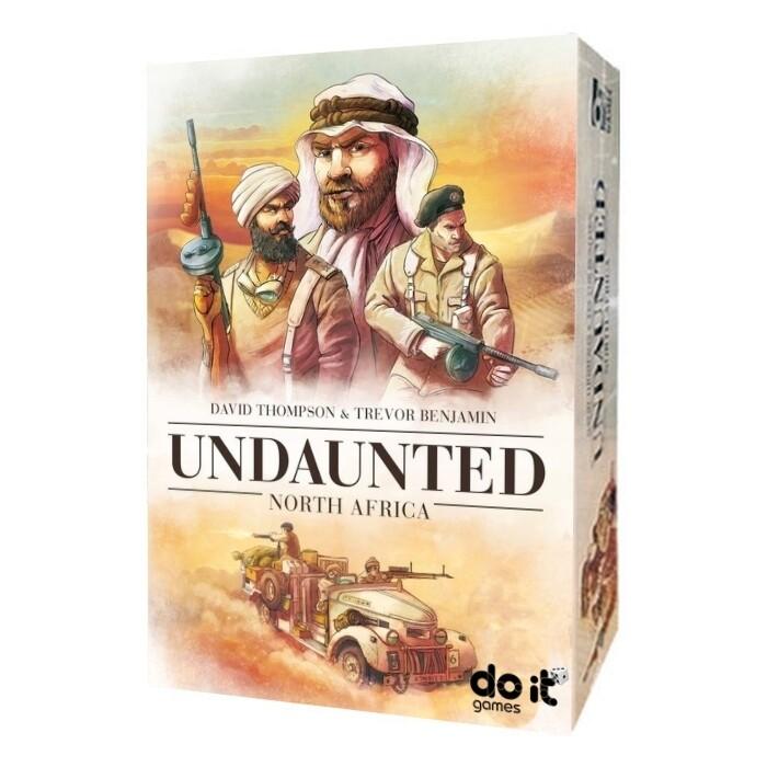 Do It Games - Undaunted: North Africa