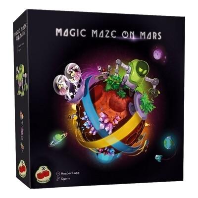 2 Tomatoes - Magic Maze en Marte