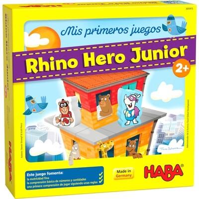 Haba - Mis primeros juegos – Rhino Hero Junior
