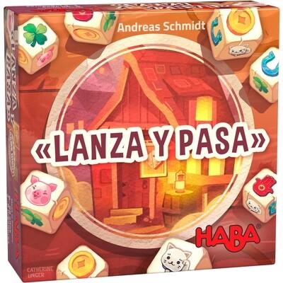 Haba - Lanza y Pasa