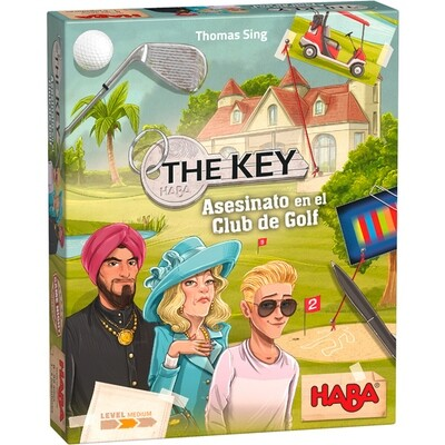 Haba - The Key – Asesinato en el Club de Golf