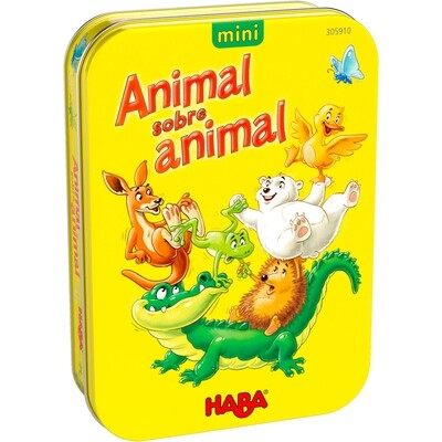 Haba - Animal sobre animal, versión mini