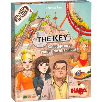 Haba - The Key – Sabotaje en el Parque de Atracciones
