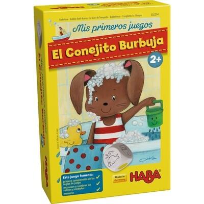 Haba - Mis primeros juegos: El Conejito Burbuja