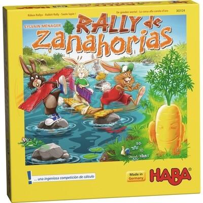 Haba - Rally de zanahorias