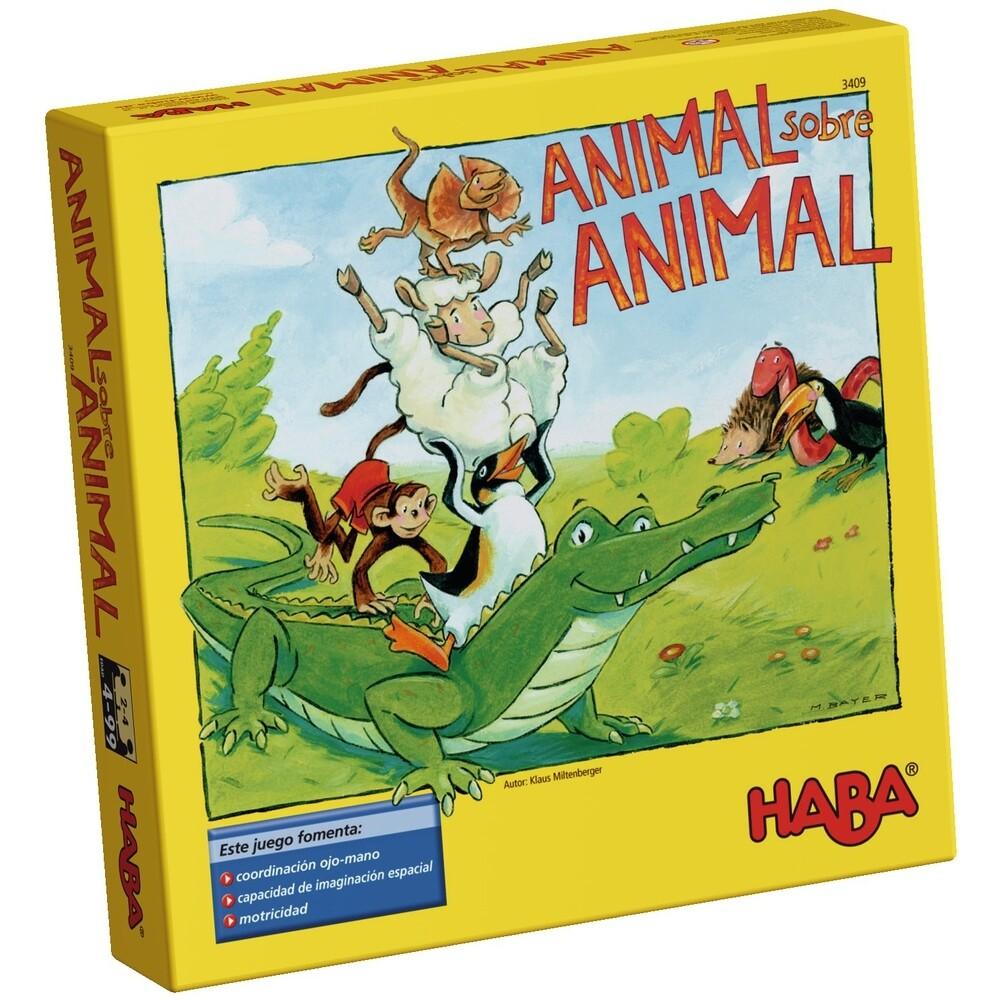 Haba - Animal sobre animal