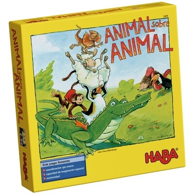 Haba - Animal sobre animal