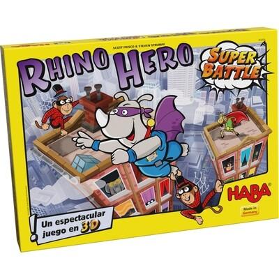 Haba - Rhino Hero Superbattle