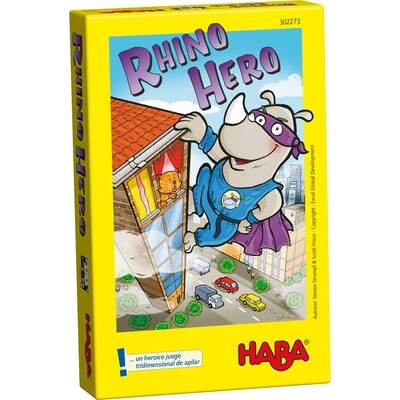 Haba - Rhino Hero