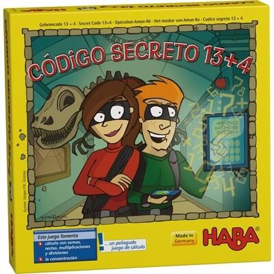 Haba - Código secreto 13 + 4