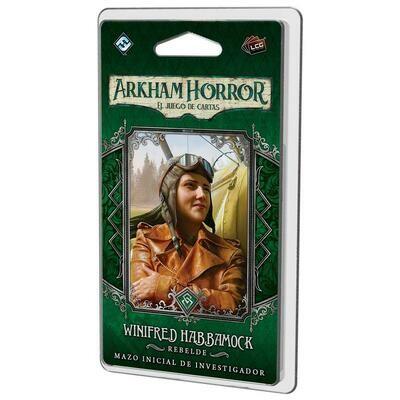 Fantasy Flight - Arkham Horror LCG: Winifred Habbamock Mazo de investigador
