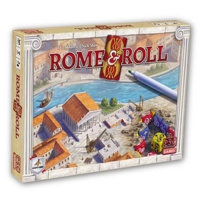 Maldito Games - Rome & Roll