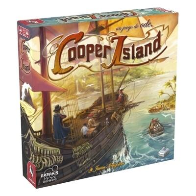 Arrakis Games - Cooper Island