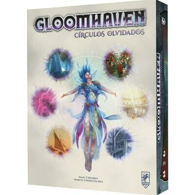 Cephalofair Games - Gloomhaven Círculos olvidados