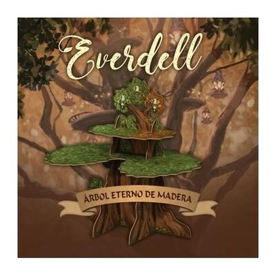 Maldito Games - Everdell: Arbol eterno de madera