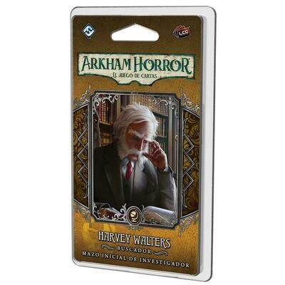 Fantasy Flight - Arkham Horror LCG: Harvey Walters Mazo de investigador