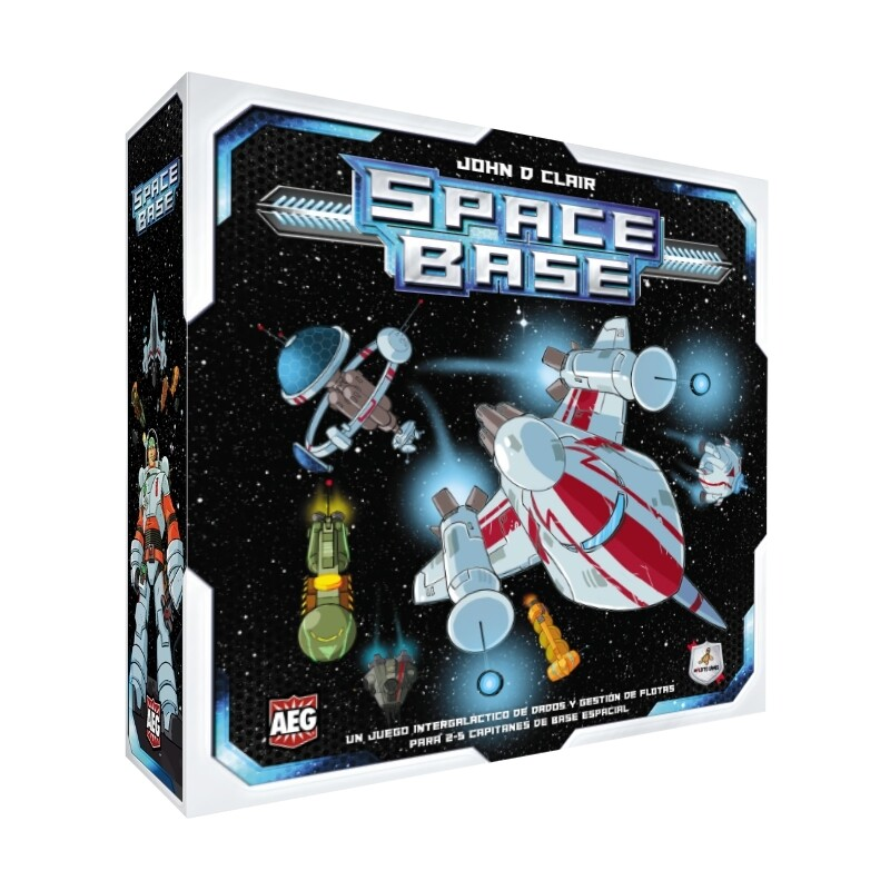 Maldito Games - Space Base