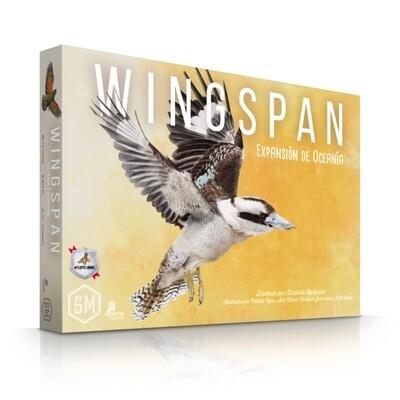 Maldito Games - Wingspan: Expansión Oceanía