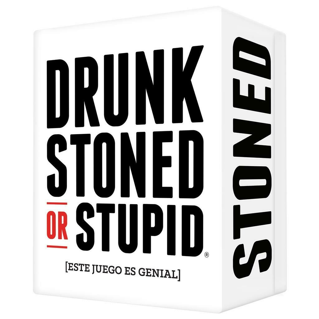 Edge Entertainment - Drunk, stoned or stupid