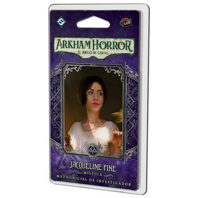 Fantasy Flight - Arkham Horror LCG: Jacqueline Fine Mazo de investigador