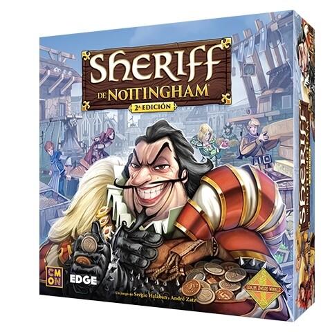 CMON - El sheriff de Nottingham 2ª ed.