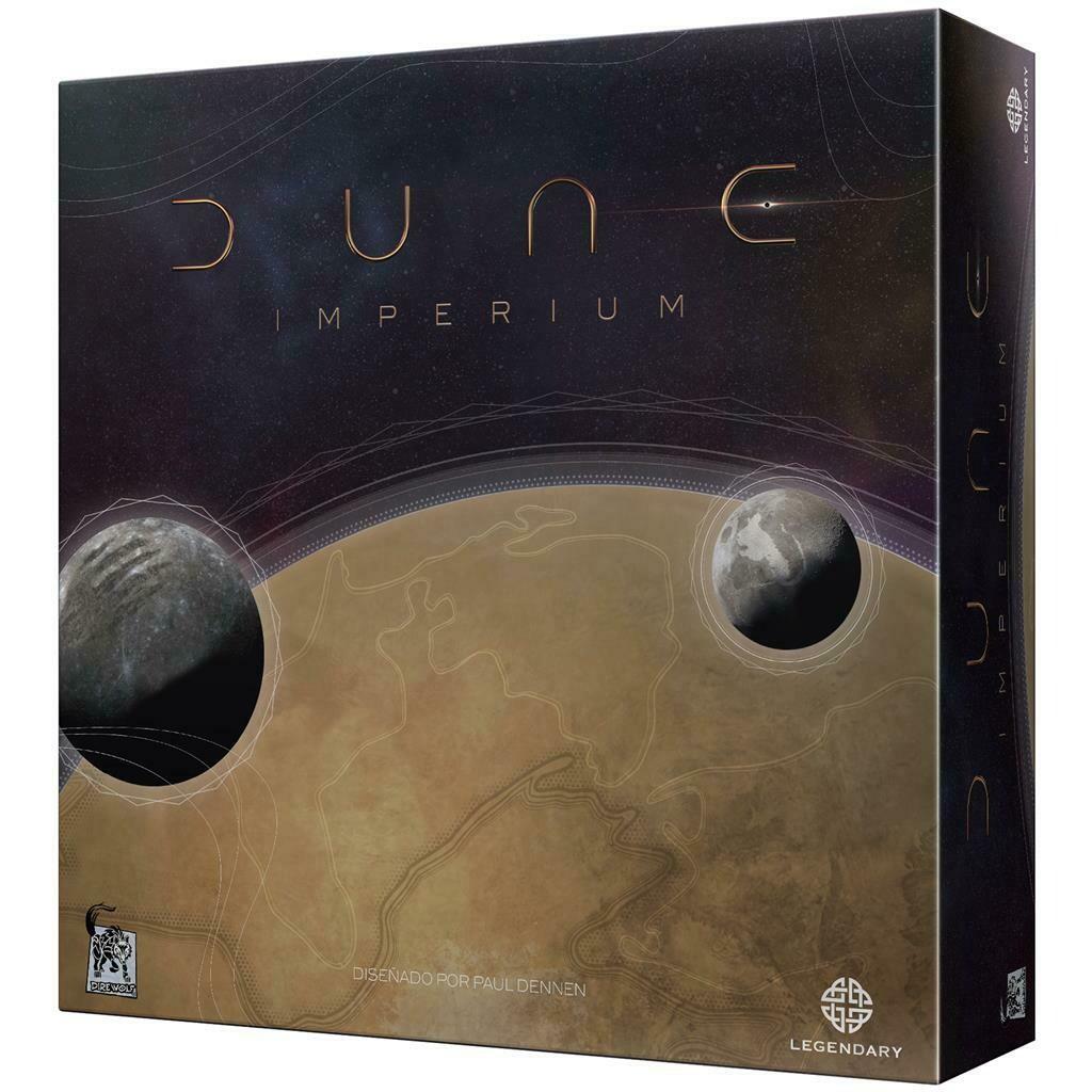 Gale Force Nine - Dune Imperium